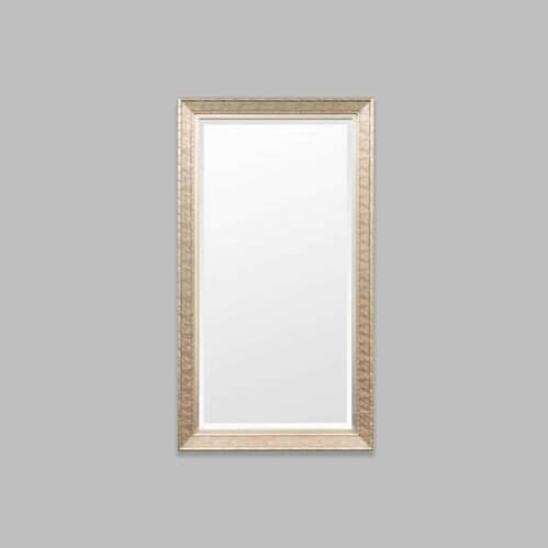 Chinoise Leaner Mirror - Champagne