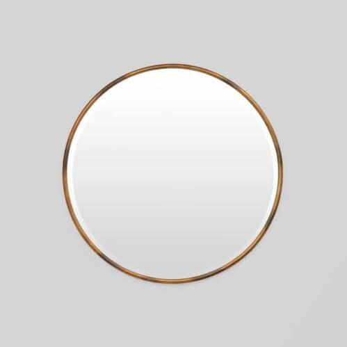 Cuprice Round Mirror