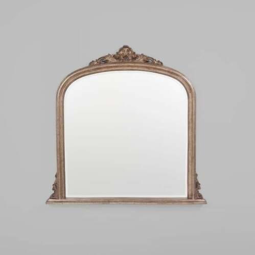 Domed Arch Mirror - Rustica