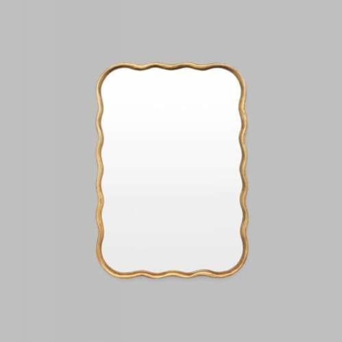 Jemima Rectangle Mirror - Bronze