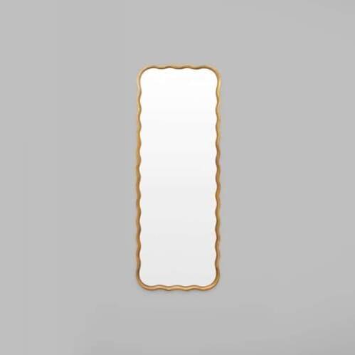 Jemima Leaner Mirror - Bronze