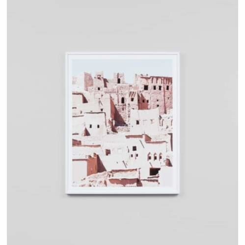 Kasbah Framed Print