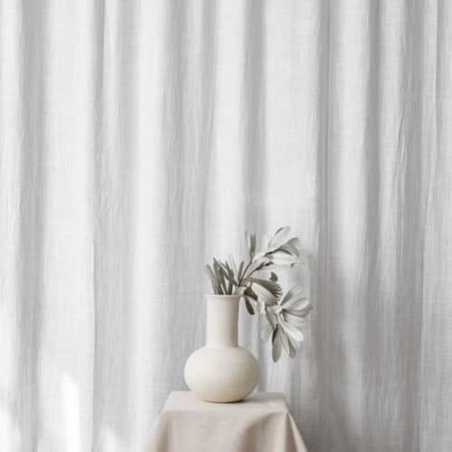 Flora Vase Small - Cream