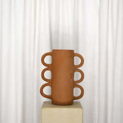 Humphrey Vase - Terracotta