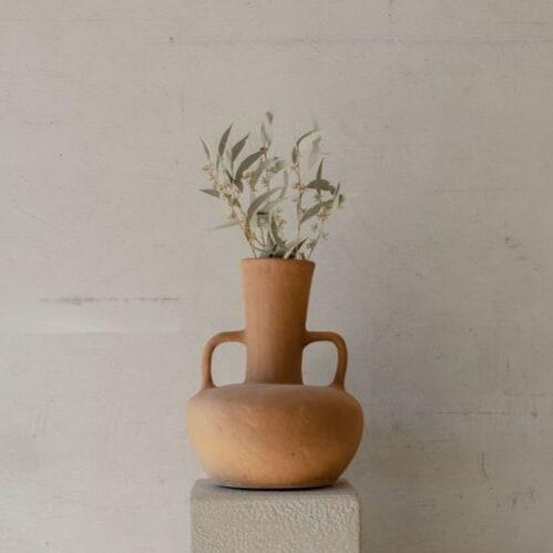 Timmy Vase -  Terracotta