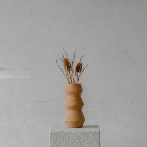 Leo Vase - Terracotta