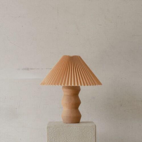 Leo Table Lamp - Terracotta