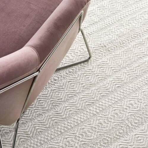 Silhouette Rug - Ivory