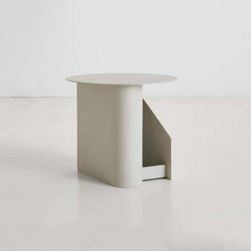 Sentrum Side Table - Warm Grey