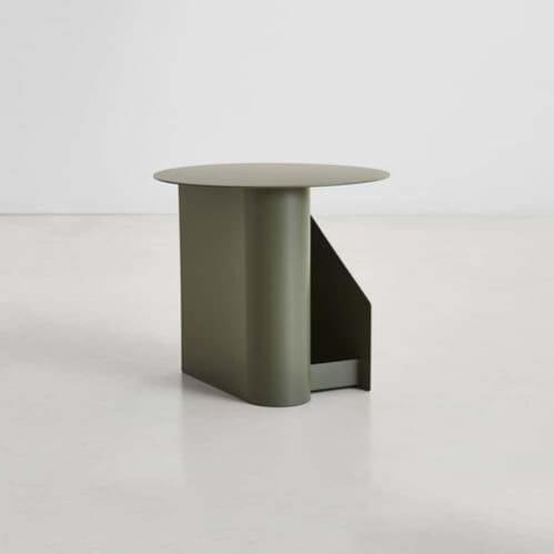 Sentrum Side Table - Dusty Green