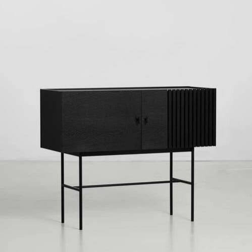 Array sideboard - Black 120cm