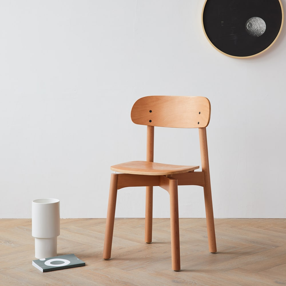 Sheep Dining Chair - Natural