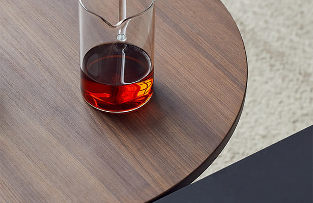 Cc Coffee Table - Black - Excellence through Contrast