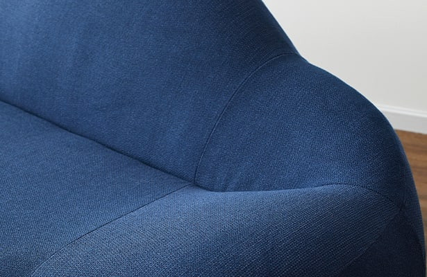 Cloud 2 Seater Sofa - Navy - Perfect in any Environment