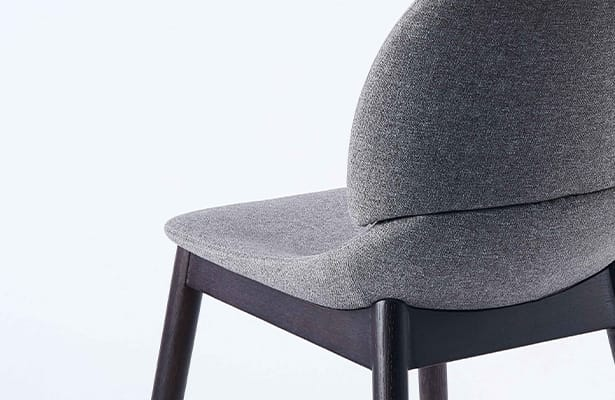 Hug Dining Chair - Beige / Black - Sit Back and Relax