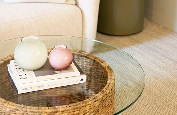 Weave Coffee Table - Natural - Bring in Nature