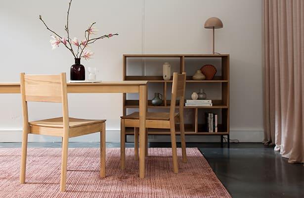Gather Dining Table 240cm - Oak - Gather around