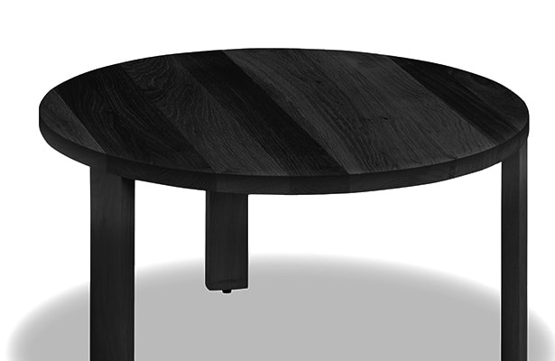Layer Nesting Coffee Table Small - Black - The Perfect Pair