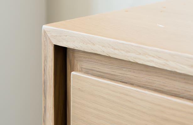 Waver Sideboard 180cm - Oak - A Design Statement