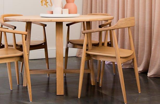 Profile Dining Chair - Oak - A Design Statement