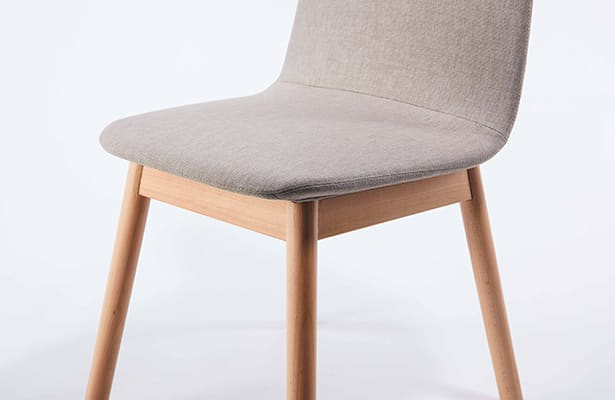 Bunny Dining Chair - Beige / Beech - Exploring New Perspectives