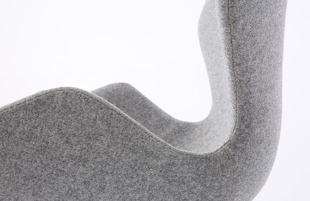 Wings Dining Chair - Beige / Black - Exploring New Perspectives