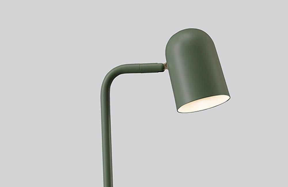 Buddy Table Lamp - Dark Green - <p>Shine A Light</p>