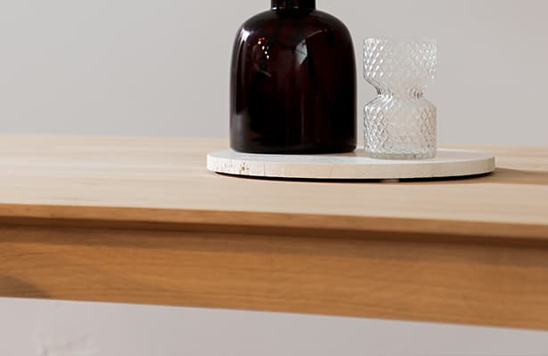 Gather Dining Table 240cm - Oak - One of a Kind