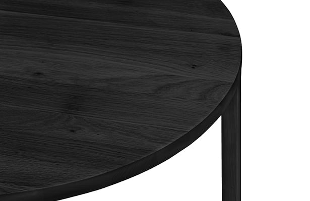 Layer Nesting Coffee Table Small - Black - One of a Kind