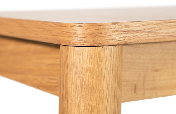 Pure Dining Bench 180cm - Oak - The Best of Both Worlds