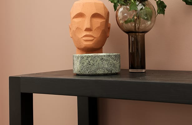 Constant Console Table  - Black - The Best of Both Worlds