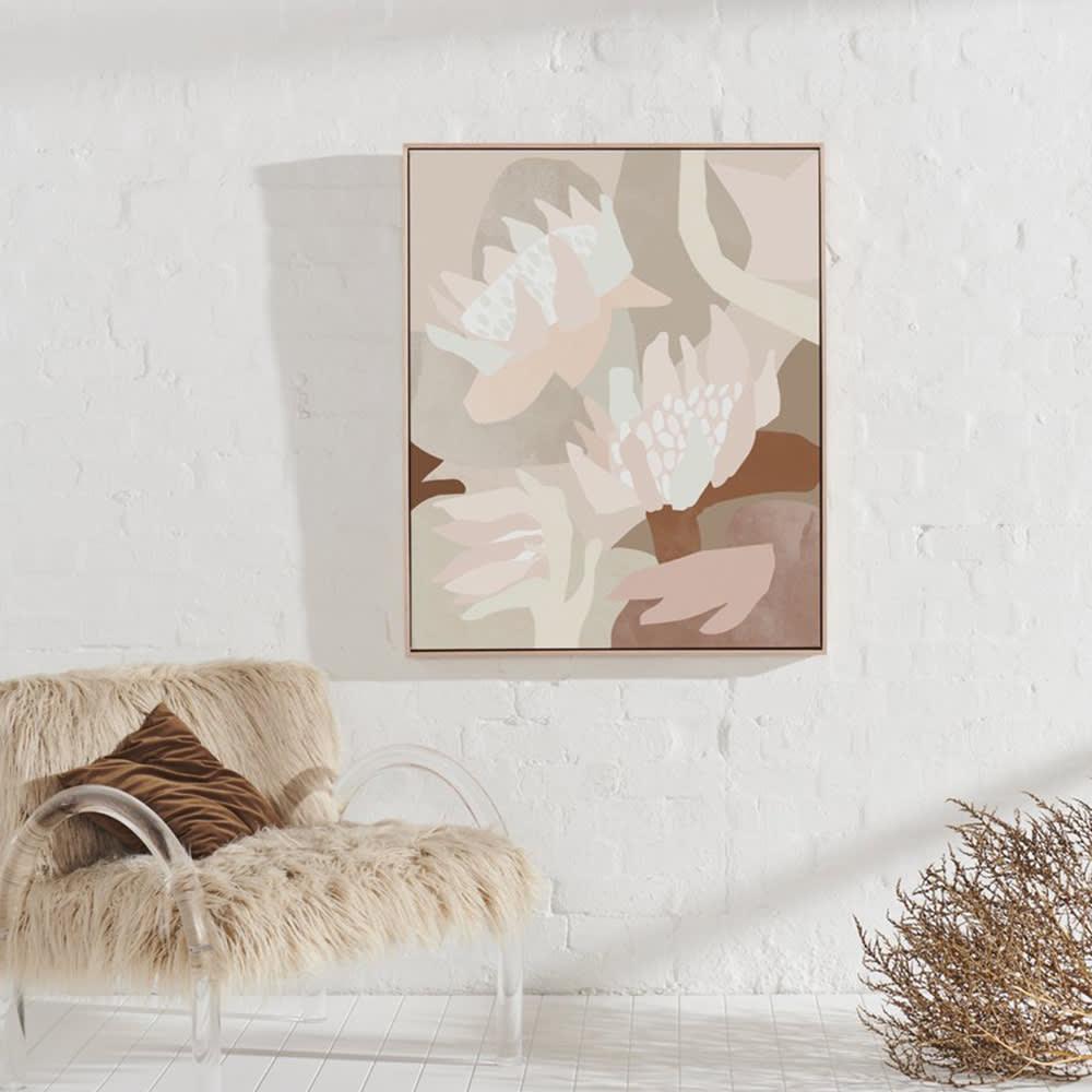 Honey Flower II Canvas Print
