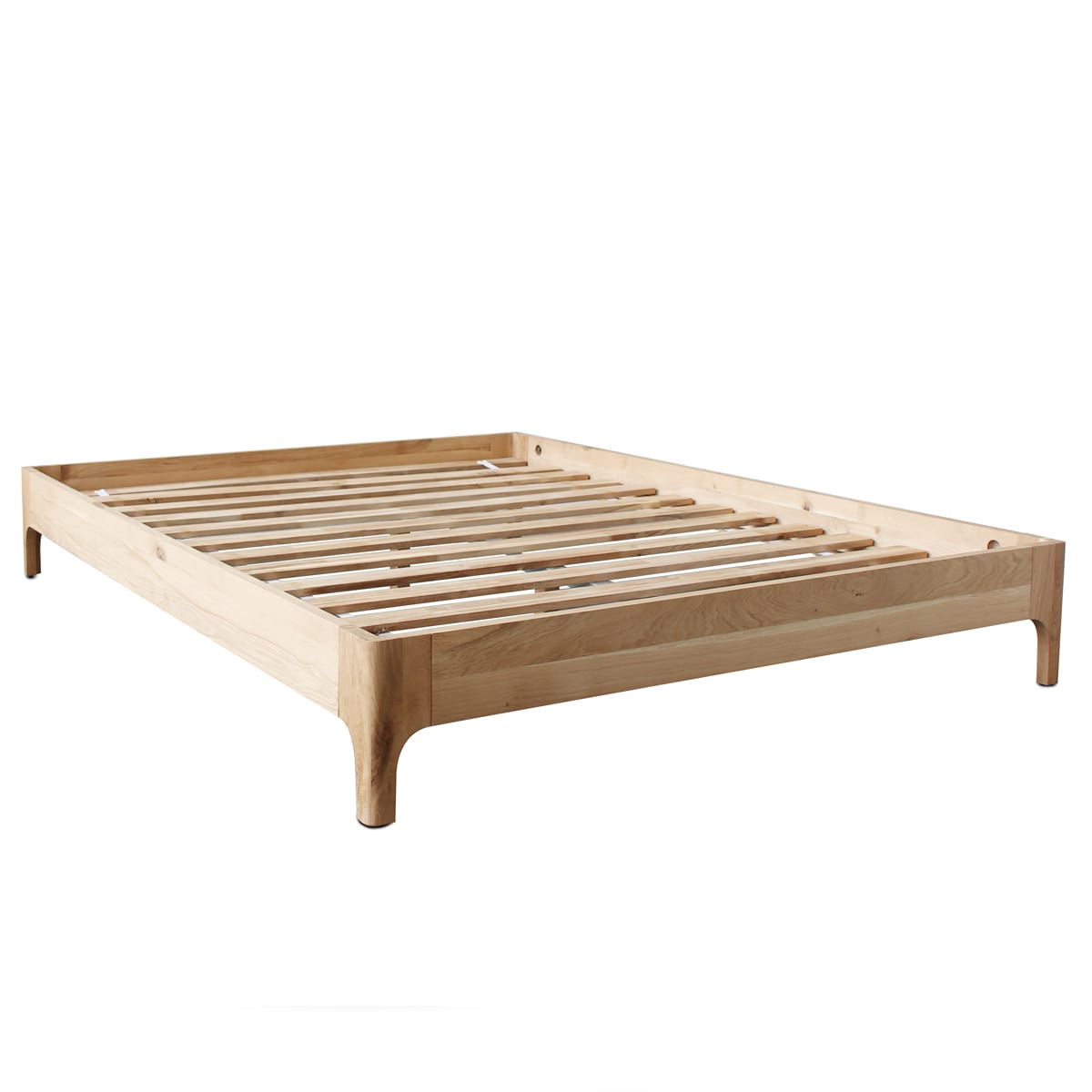 Ambience Queen Bed Base - Oak