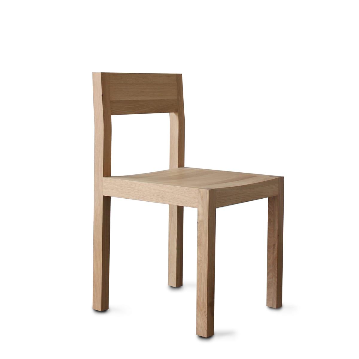 Sound Dining Chair - Oak