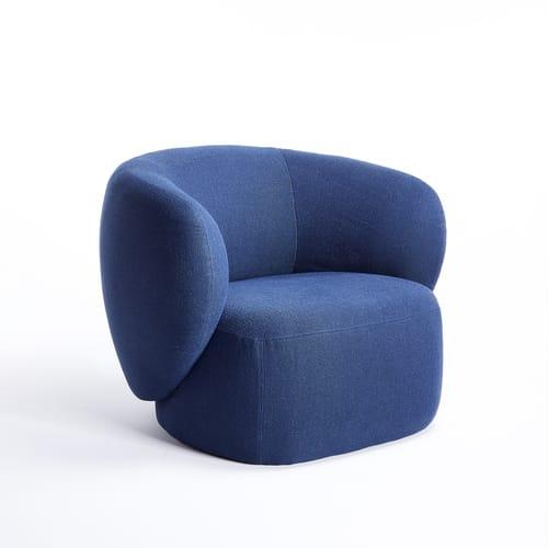 Swell Armchair - Navy