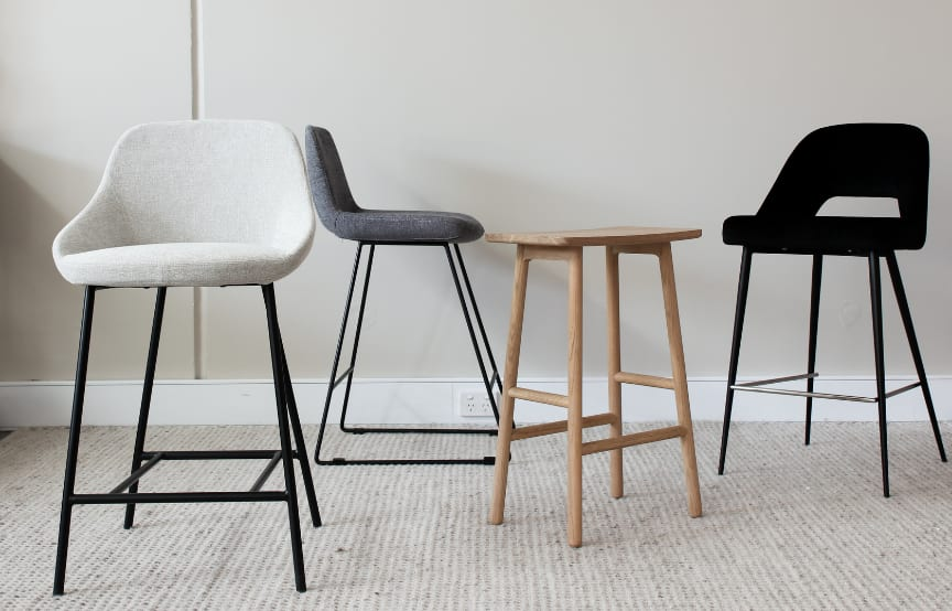 Your Guide to the Best Bar Stool Height and Space