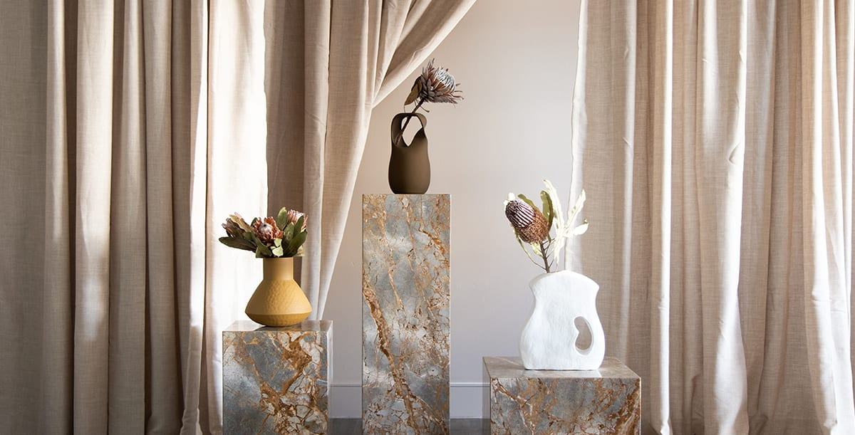 Set The Stage - Marble pieces to transform your space