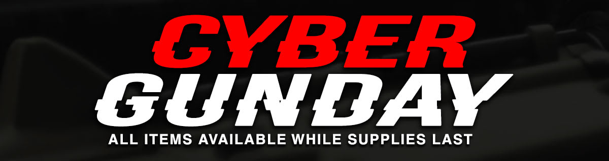 Cyber Gunday