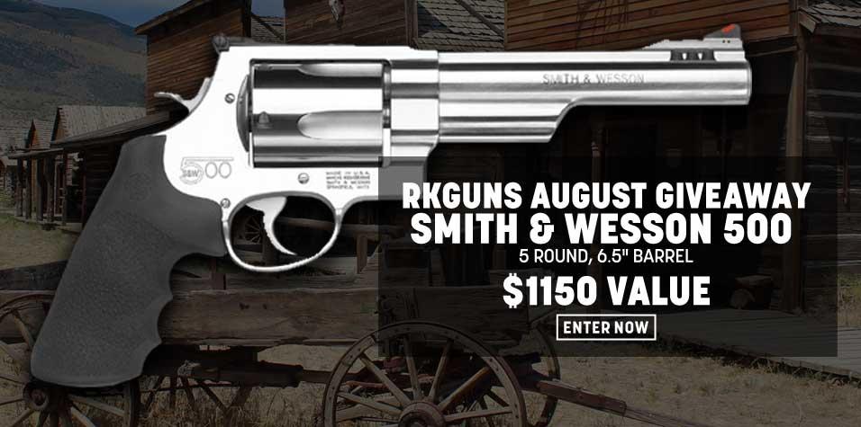 RK Guns August Giveaway