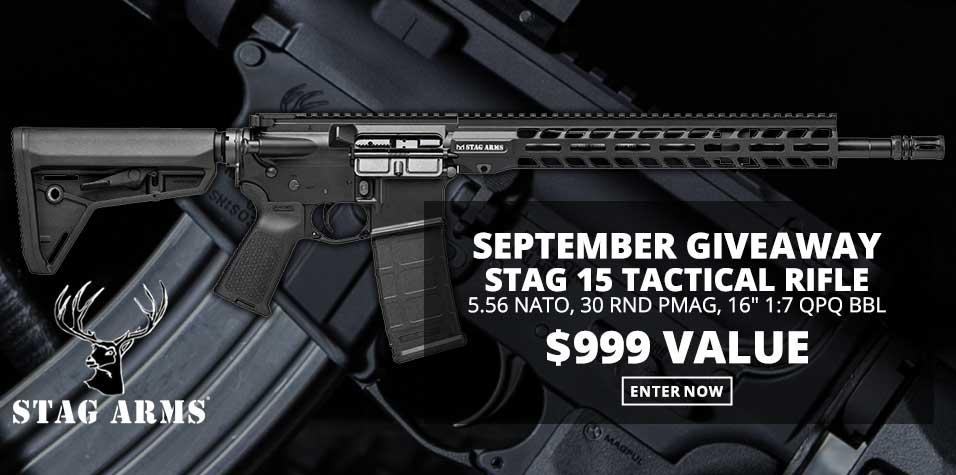 RK Guns September Giveaway