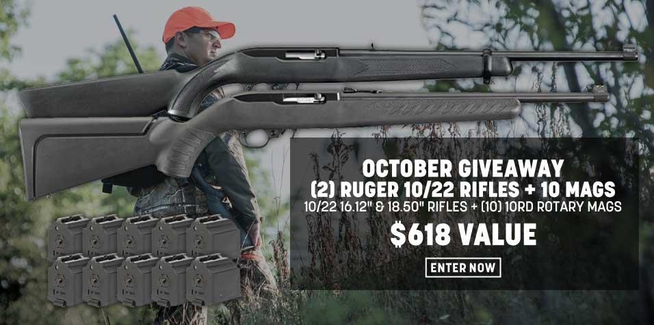 RK Guns October Giveaway