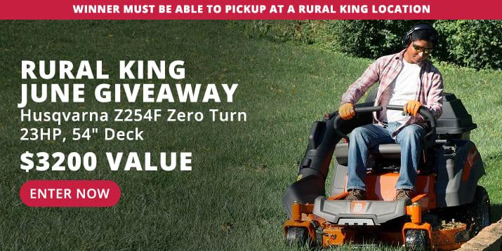 Rural King June Giveaway