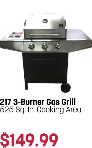 217 Gas Grill