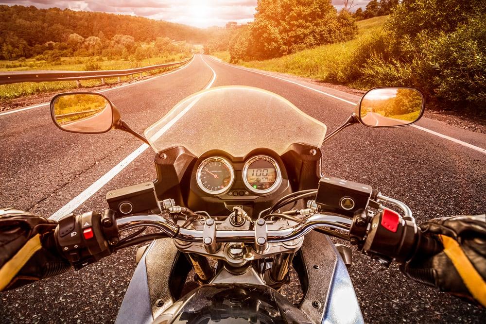 rutas en moto por Barcelona