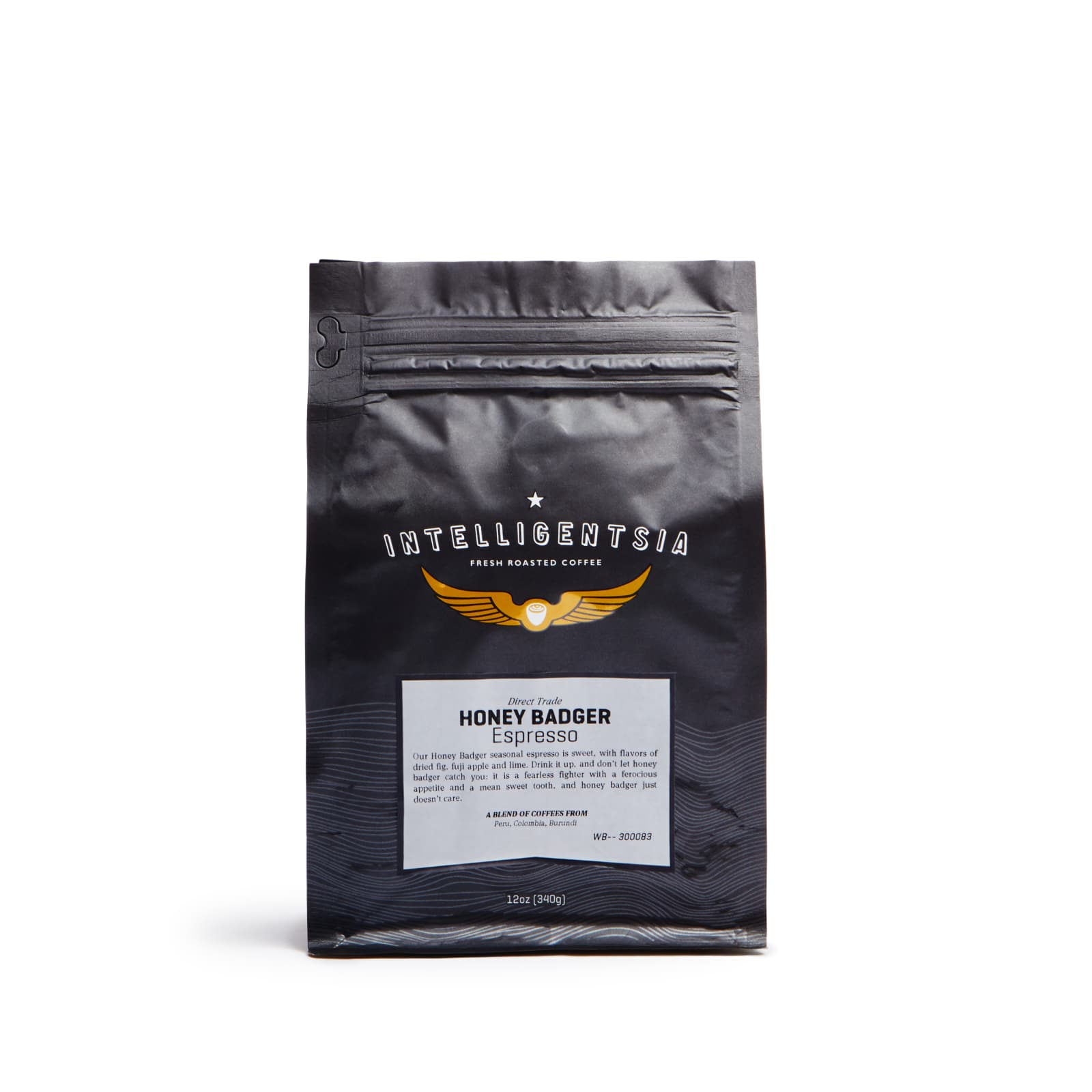 Honey Badger Seasonal Espresso
