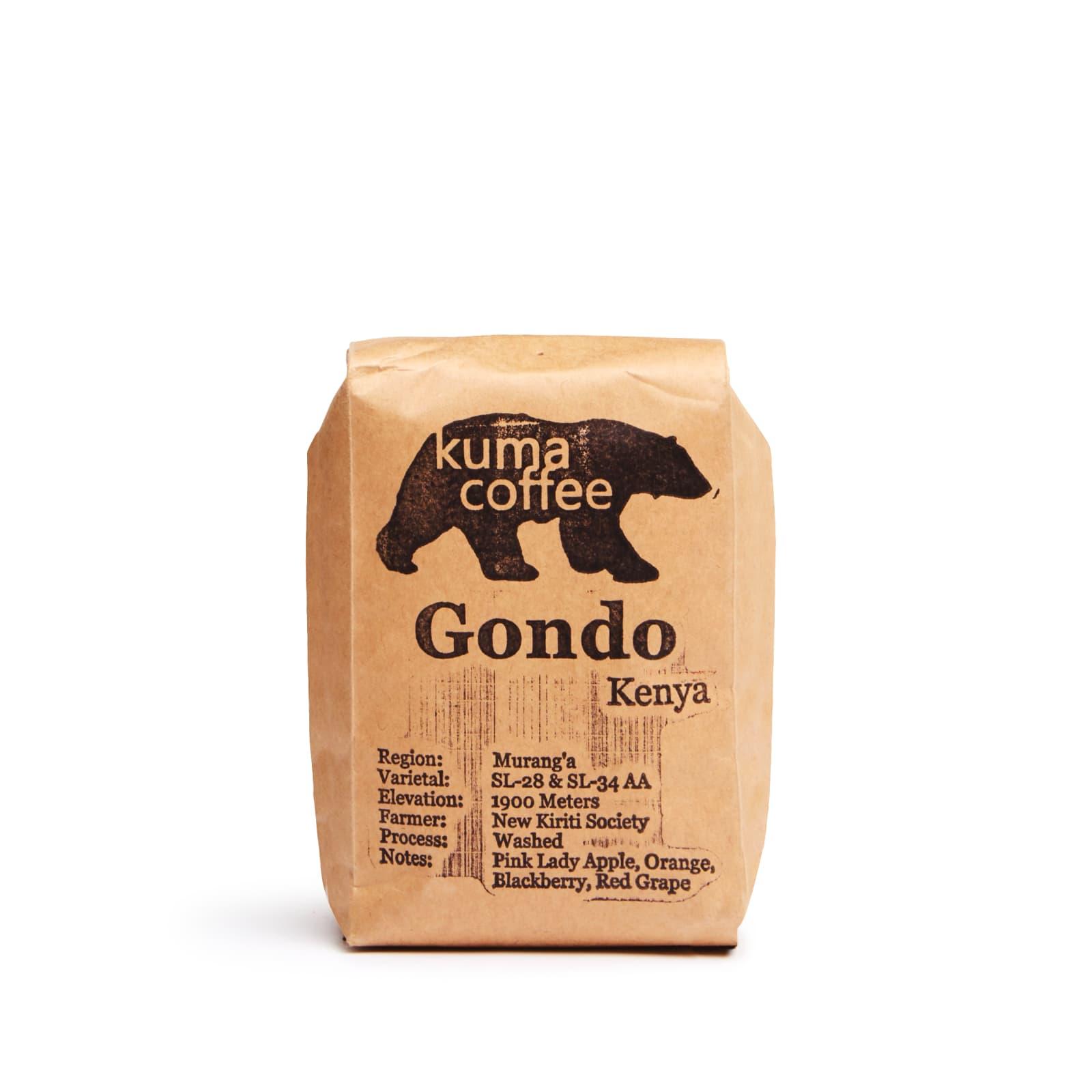 Kenya Gondo