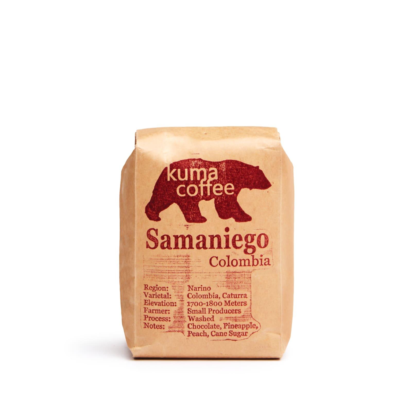 Colombia Samaniego