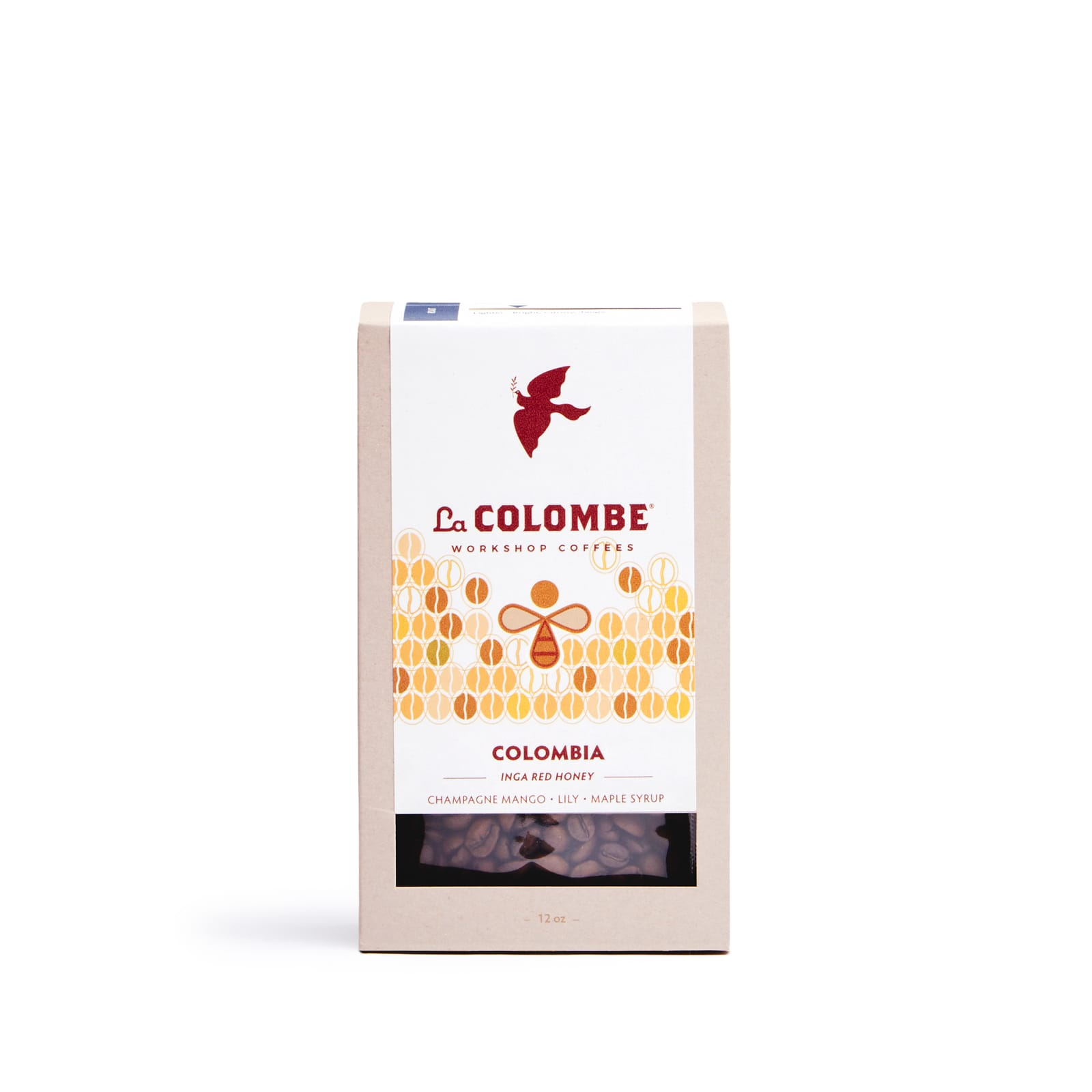 Colombia Inga Red Honey