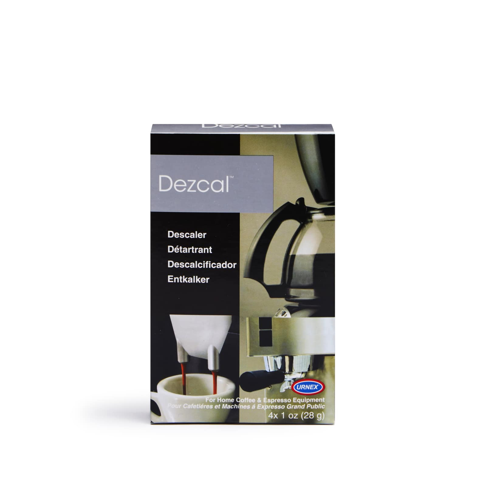 Dezcal Coffee Maker Cleaner