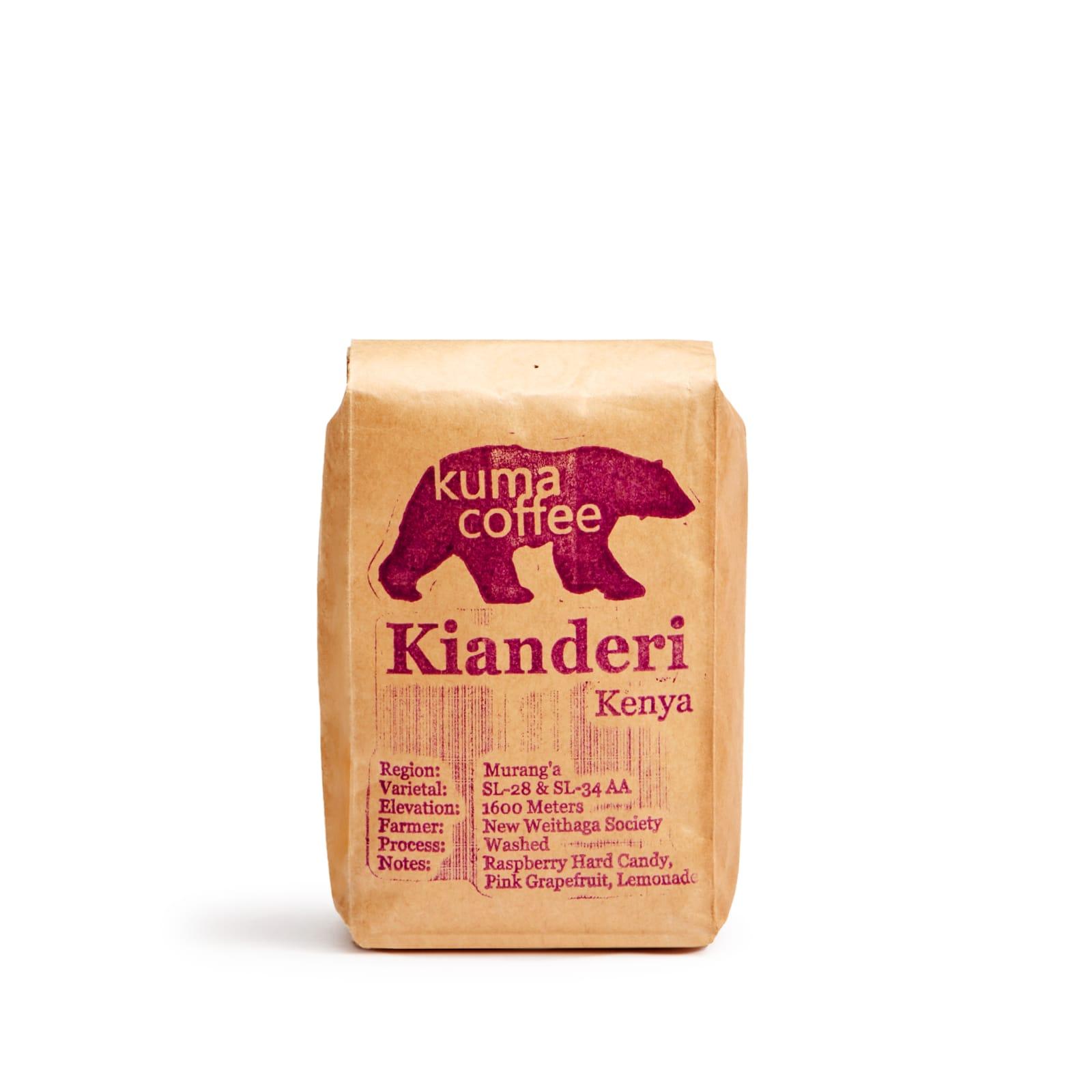 Kenya Kianderi